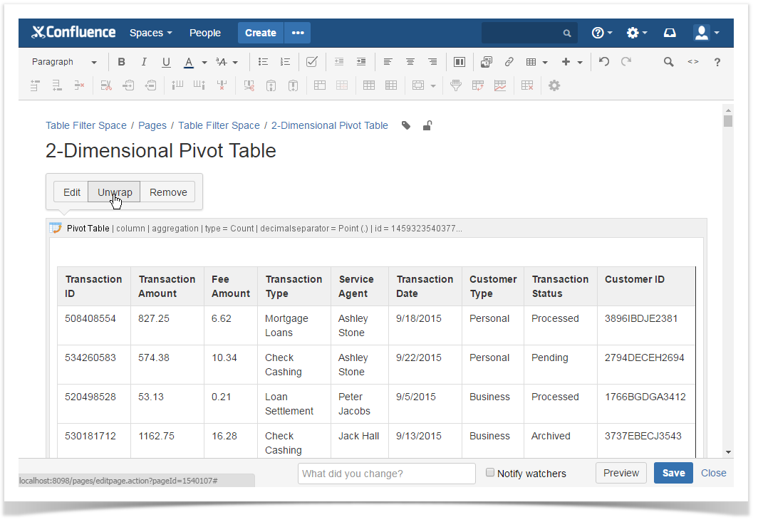 how to use pivot table macro table filter and charts for
